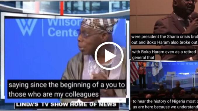 """Buhari Has Failed Nigerians"" – Obasanjo As HE Open Up To International Community & UN"