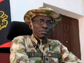 We'll Kill All Unknown Gunmen, Bandits, Fulani Herdsmen And Boko Haram In The Forests, Says CDS