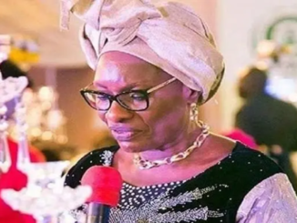 Nigerian Minister's Niece