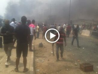 Hausa Traders Clash With Police, Army