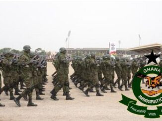 Ghanaian Immigration arrested 19 Nigerians