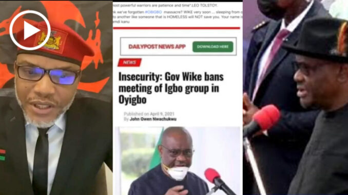 Wike Now Sleep From Barrack To Barrack
