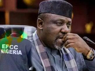 Okorocha Spends Night In EFCC Custody Over N7.9 billion Fraud