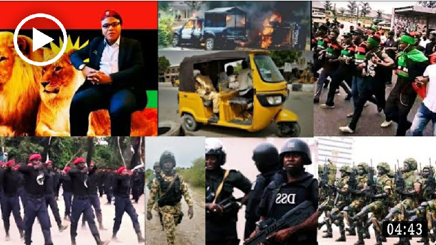 DSS Arresting Anyone Who Speaks Of IPOB