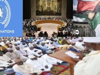 UN ready to sigñ Biafra Referendum