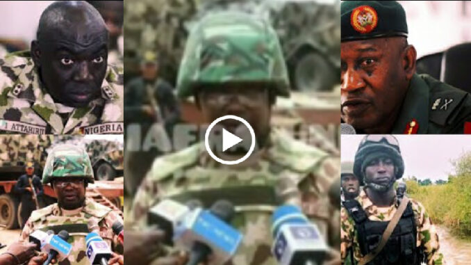 About 44 top army officers from Southern Nig secretly murdered