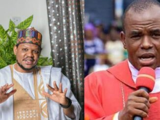 There's nothing wrong if Father Mbaka asked Buhari for contracts – Adamu Garba
