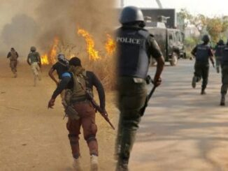 Confusion as Police, Army Clash in Aba