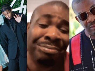 'Getat' - Don Jazzy Reacts as A$AP Rocky confirms he's dating Rihanna