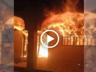 Hundreds of houses burnt down by Ebubeagu