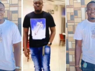Son of Senator Amosun's former aide killed in gas explosion at a hotel in Ogun