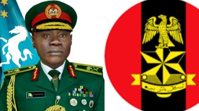 Senate Confirms Major General Farouk Yahaya As COAS