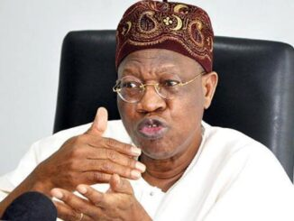 It's Not Buhari Government's Job To Persecute Bandits - Lai Mohammed