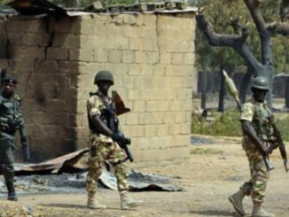 Just In! Boko Haram Ambush Kill Seven soldiers, Many Injured