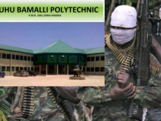 Students and lecturers abducted as Fulani terrorist attack Nuhu Bamalli polytechnic in Kaduna