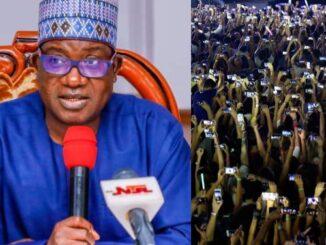 Nigerians using social media against democracy - Gov Lalong