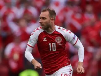 Danish player, Christian Eriksen