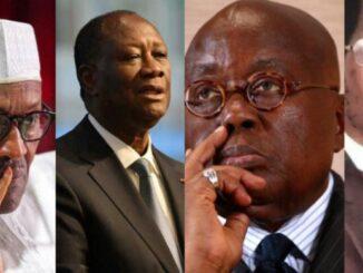 Buhari, Ghana, Ivory Coast Presidents will be removed - Prophet Okikijesu