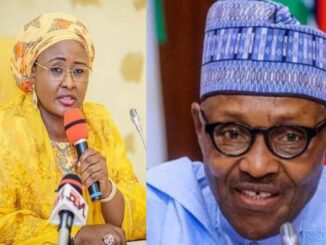 Hire thousands of Nigerians into security forces, Aisha tells Buhari