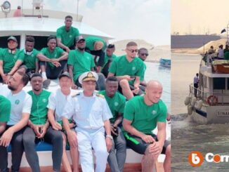 #2021AFCON: Super Eagles to travel by boat to Cameroon for tournament