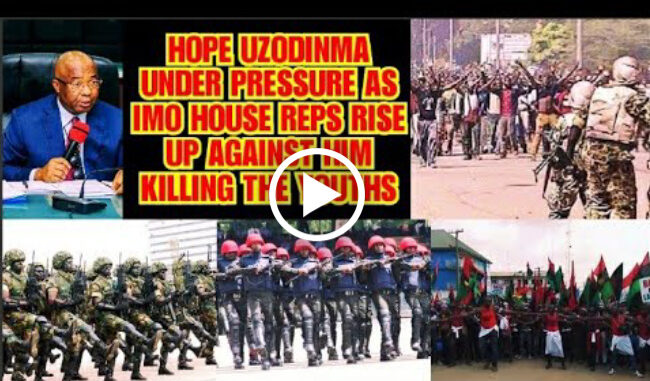 PANDEMONIUM: Imo stakeholders issue 14 days ultimatum to Nigerian army to do this (Must Watch)