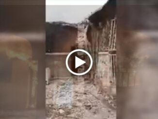 Unknown Gunmen Set Houses on fire