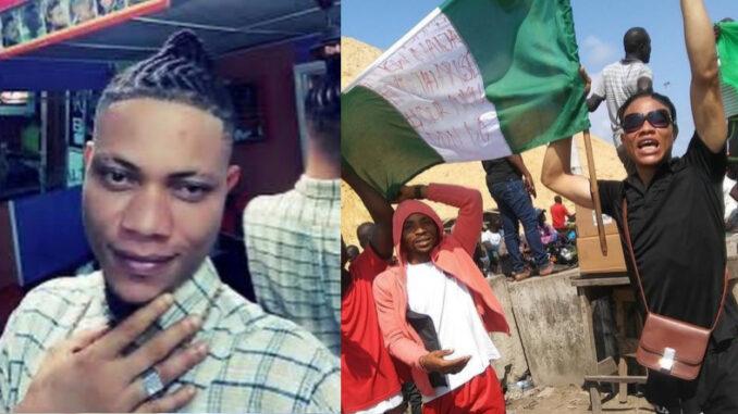 #EndSARS Protester, Nicholas Mbah, regains freedom after 8 months in Kirikiri Prison