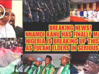 hundred million bounty for who will kill Nnamdi