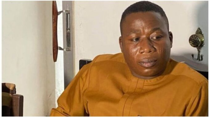 Benin Republic court declines extradition of Sunday Igboho to Nigeria