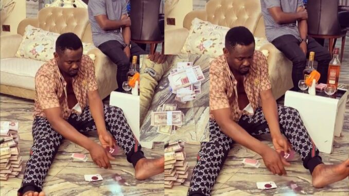 I recently made N102m from acting. I'm the richest actor in Nollywood - Zubby Michael (video)