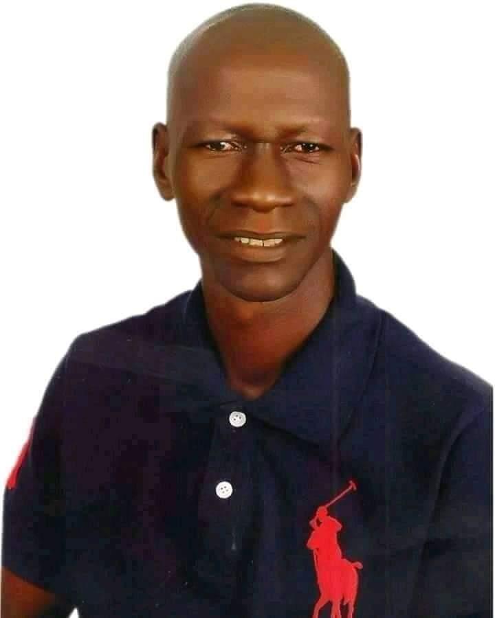 Man Who Trekked For President Buhari In 2015