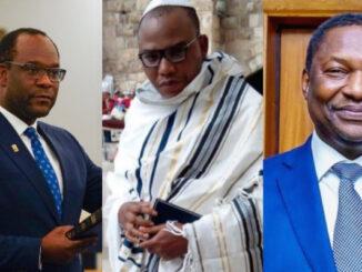 'Ensure safe release of Nnamdi Kanu'- Canadian Minister of Justice, Madu tells AG Malami
