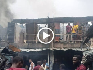 Breaking: 5 Igbo Traders Reportedly Shot Dead By Nigerian Army In Ladipo, Lagos