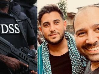 DSS arrests, detains Israeli filmmakers