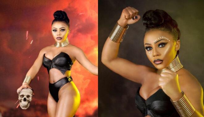 Reality star, Ifuennada celebrates birthday in grand style (photos)
