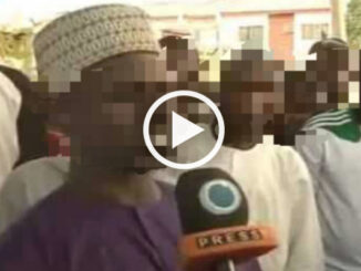 Biafran youths are cowards that's why there governors are still working freely - Hausa man blasts IPOB