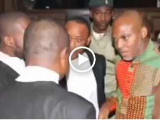 Biafra agitation takes a new dimension, as IPOB outsmart Nigeria: Puts Biafra in the world discuss (Video)